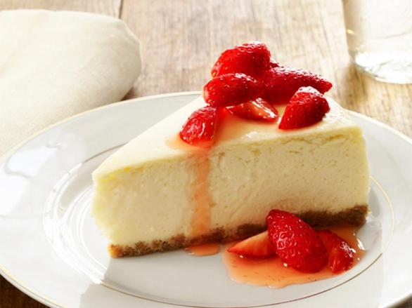 low fat cheese cake